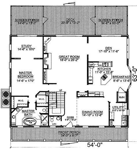 low country floor plans stylish low country home plan 9125gu architectural designs house plans