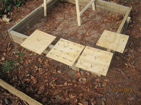 square foot garden templates garden pinterest