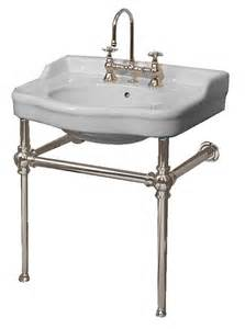 Chrome sink legs sink with nickel plated legs in prospect new