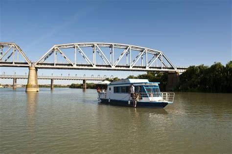 house boats murray bridge river wren houseboats murray bridge sa accommodation