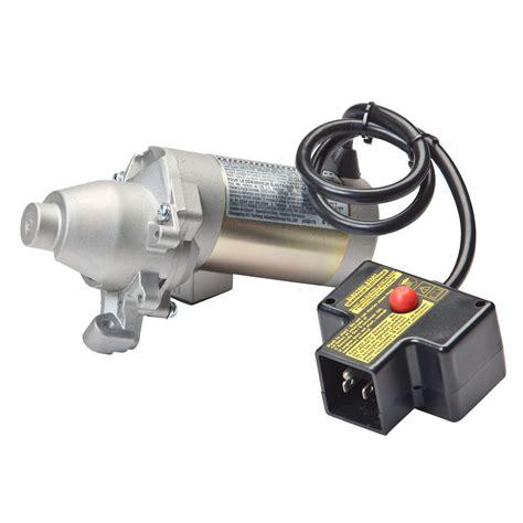 electric motor starters electric starter motor 110 volt for mtd 984 04027a