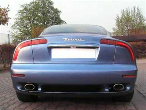 Maserati Engine Sound by Engine Sound Maserati