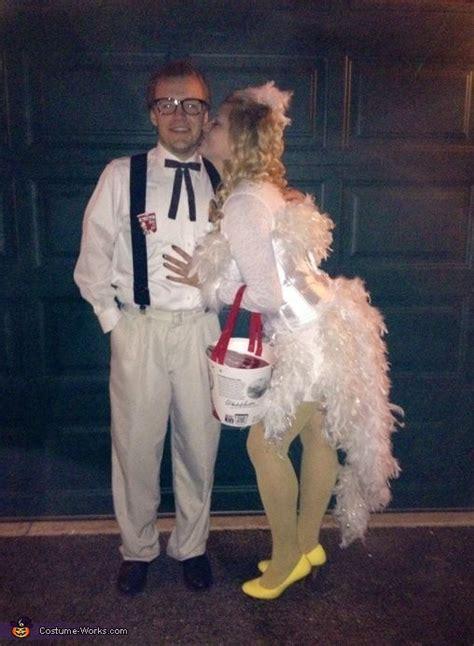 colonel sanders   chicken halloween costume