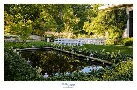 cleveland botanical gardens cleveland botanical garden wedding with and carolyn