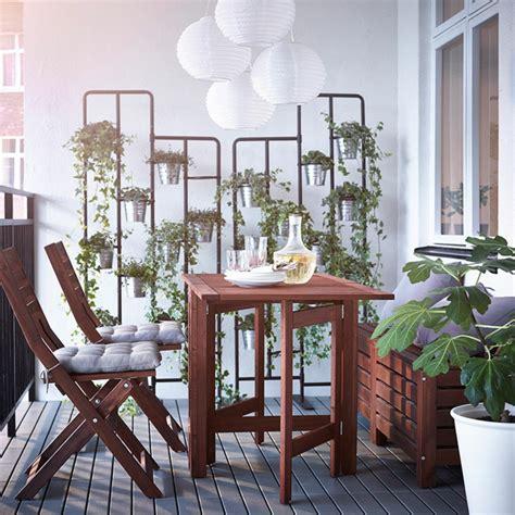 muebles para balcon balcones decoraci 243 n para lugares estrechos y largos