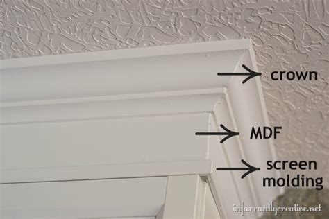 bookcase with crown molding family room makeover part 5 touches infarrantly