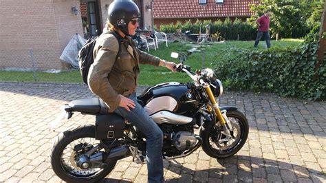Motorrad Tuning Firma by Neues Heck Geniale Tasche Bmw Ninet Zubeh 246 R Bmw R