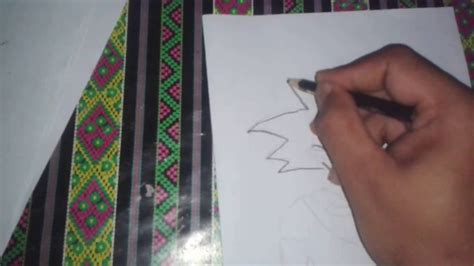 cara membuat gambar abstrak cara membuat gambar son goku 3 dimensi menggunakan pensil