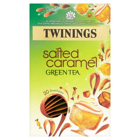 Detox Tea Twinings Review by Twinings Green Tea Salted Caramel A Failed Attempt At