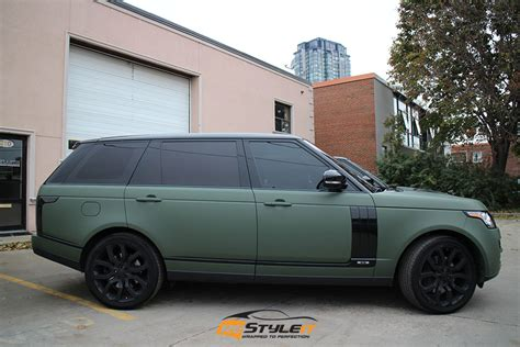 green range rover range rover size exterior makeover vehicle