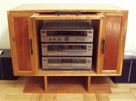Build Your Own Stereo Cabinet by 187 Plans For Stereo Cabinet Pdf Plans For Wood