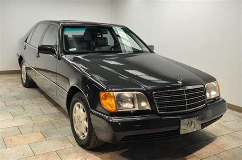 how cars engines work 1993 mercedes benz 400sel lane departure warning find used 1993 mercedes benz 400 series 400sel 400sel 400 se s class in riverdale new jersey