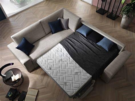 divani ad angolo con letto divano ad angolo con letto e materasso vari colori