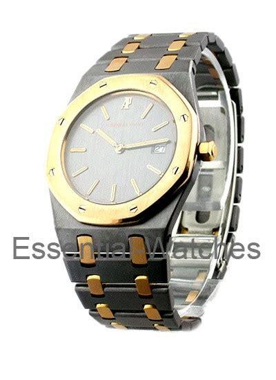 Audemars Piguet Royal Oak Premium 2 audemars piguet royal oak s 2 tone essential watches