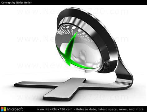 concept your design xbox 720 concept design by niklas heller back of console