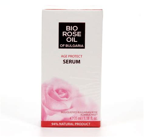 Serum Bio Spray age protect serum bio of bulgaria
