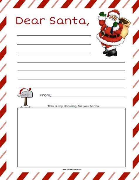 letter to santa template printable pdf letter to santa free printable allfreeprintable com