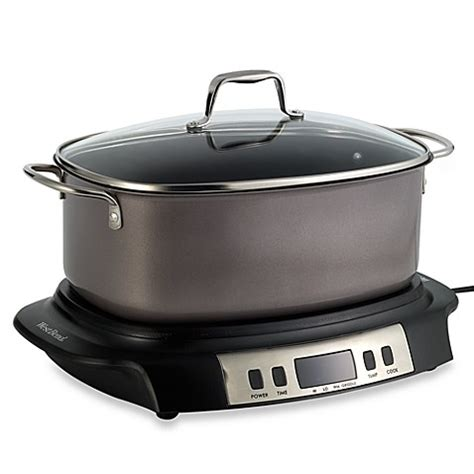 Bed Bath Beyond Com West Bend 174 6 Quart Versatility Slow Cooker Bed Bath Amp Beyond