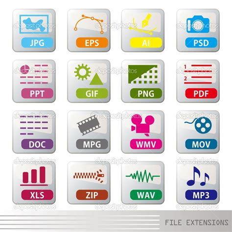 Cdr Filename Extension Cdr common file extensions computer and