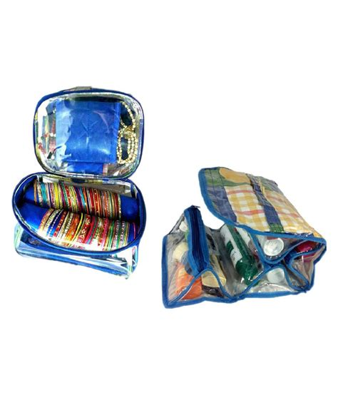 Toiletry Bag Snapdeal Buy Trendz Jewellery Makeup Box And Cosmetic