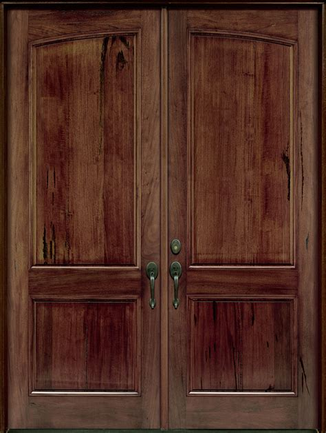 wood front door front door custom double solid wood with american