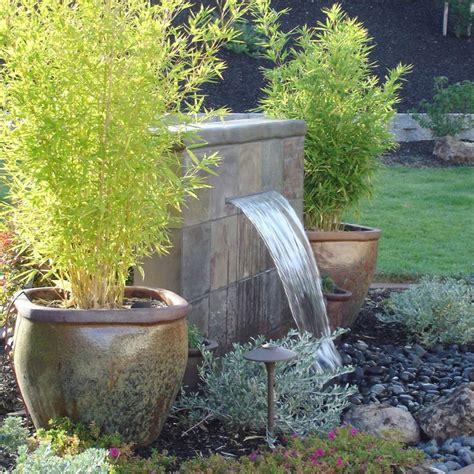 Garten Springbrunnen Aus Stein by Outdoor Extravagant Modern Outdoor For
