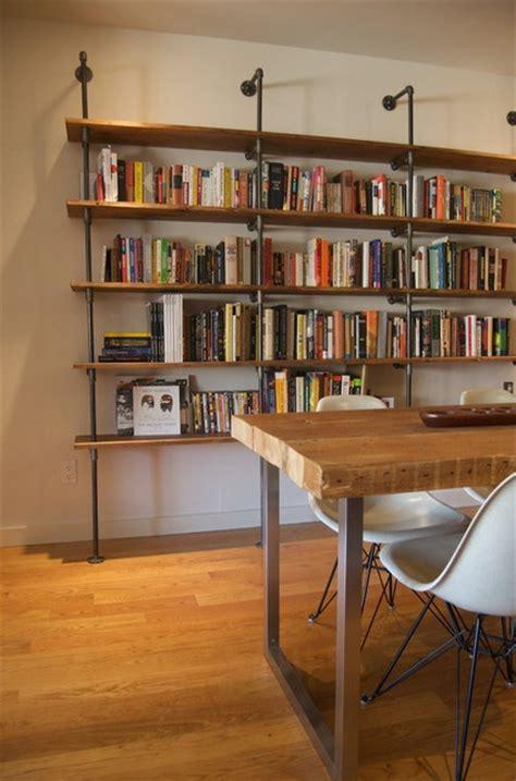 bookshelves on pinterest reclaimed wood shelves rustic