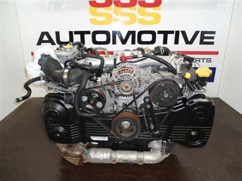 subaru engine turbo subaru ej20 turbo forrester engine sssautomotive shop033 com