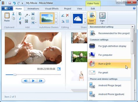 tutorial movie maker xp uso de la gu 237 a de how to windows movie maker