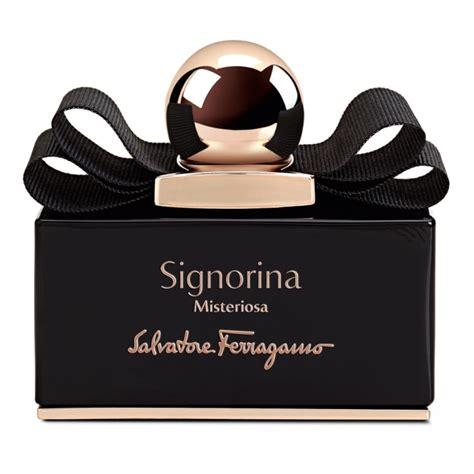 signorina misteriosa salvatore ferragamo perfume a new