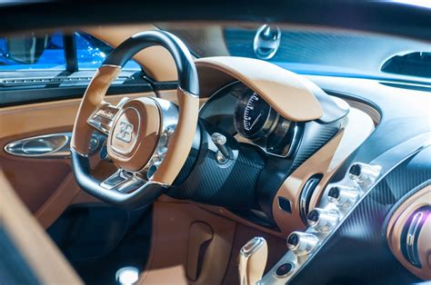 bugatti chiron interior bugatti chiron by design what s and why motor trend