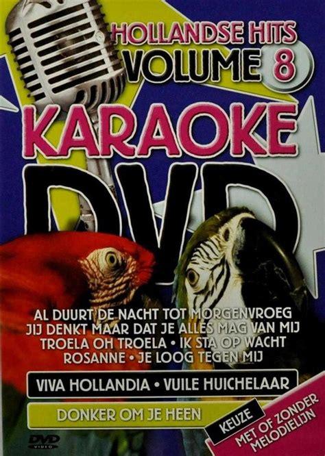 Dvd Karaoke bol karaoke dvd hollandse hits 8 dvd dvd s