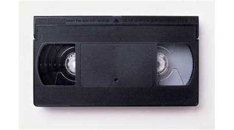 cassette vhs a history of the world object vhs