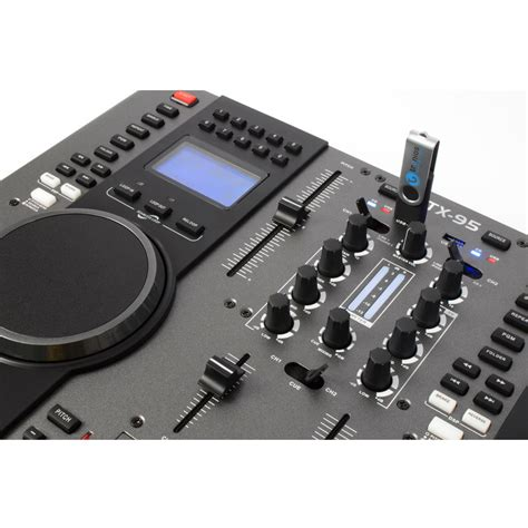 usb decks top cd decks player mobile dj disco mixer usb