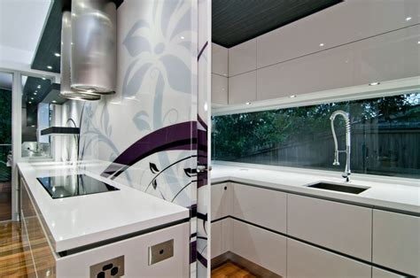 kitchen remodeling in brisbane by sublime architectural bushland retreat designer kitchen by sublime architectural