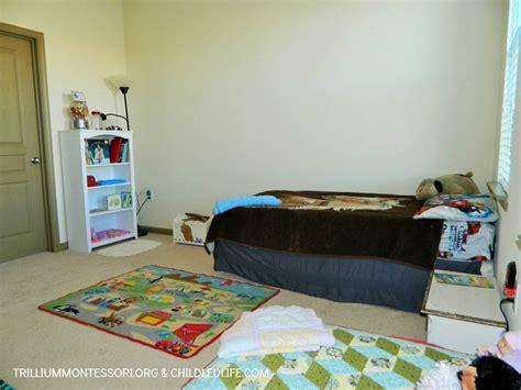 montessori bedroom furniture montessori bed how to set up a montessori toddler bedroom
