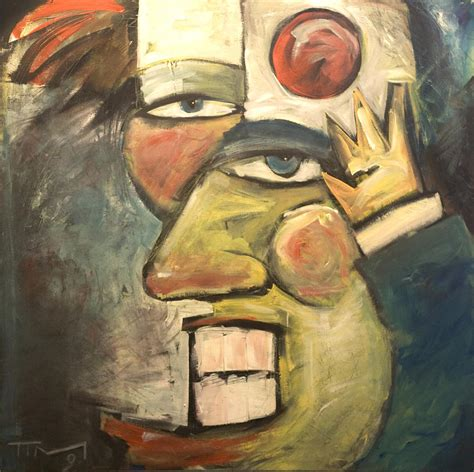 picasso paintings clowns clown painting painting by tim nyberg