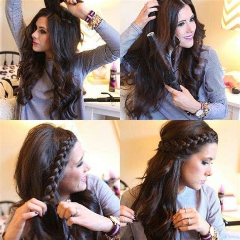 Simple Hairstyles For School Step By Step by Simple Hairstyles For School Step By Step Nail Styling