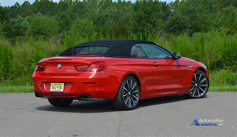 2016 Bmw 650i Convertible by 2016 Bmw 650i Convertible Review Test Drive