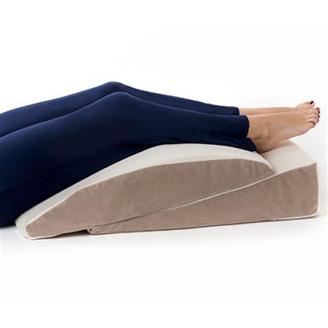 Adjustable Pillow Wedge by Adjustable Knee Leg Wedge