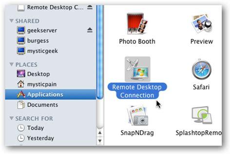 escritorio remoto mac como crear escritorio remoto desde un mac a un pc windows