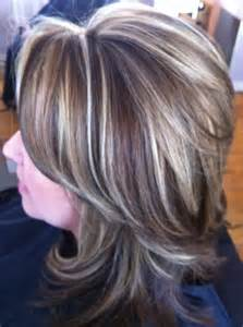 grey hair with highlights and low lights for photos of grey hair with highlights and lowlights dark