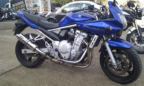 Suzuki Water Suzuki Gsf650 Bandit Water Cooled 2007 Gt Exhaust Gallery