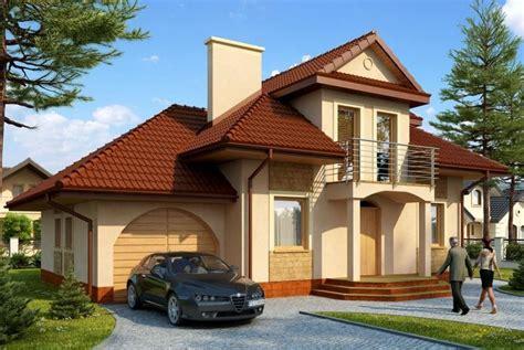 Casa Con Portico by Fotos De Casas Con Portico De Entrada Style House