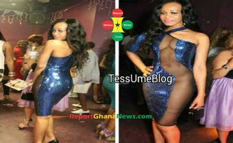 latest entertainment gossip in ghana fashion police would you ever wear this dress ghana