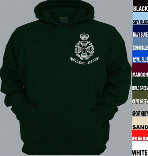 Royal Green royal green jackets pullover hoodie