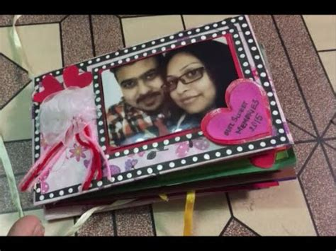 Handmade Scrapbook For Boyfriend - scrapbook for my boyfriend memories 2015 diy handmade