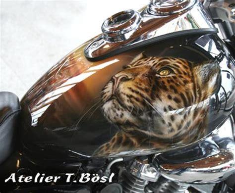 Motorrad Lackieren N Rnberg by Motorrad Airbrush Atelier B 246 Sl In N 252 Rnberg