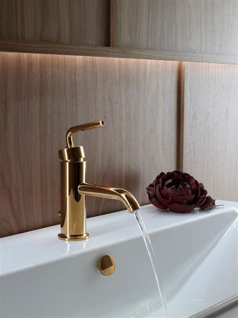 kitchen and bathroom faucets brass bathroom faucets hgtv