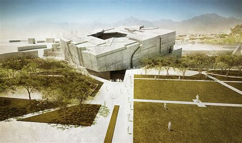 timeless architecture matteo cainer architects national museum of afghanistan